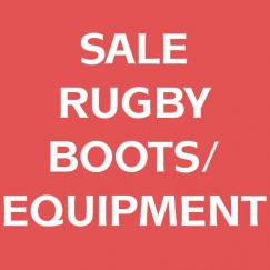 Sale Rugby Boots/Equipment